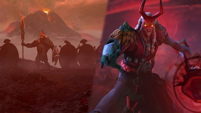 Dota 2 chính thức giới thiệu hai hero mới Mars và Grimstroke