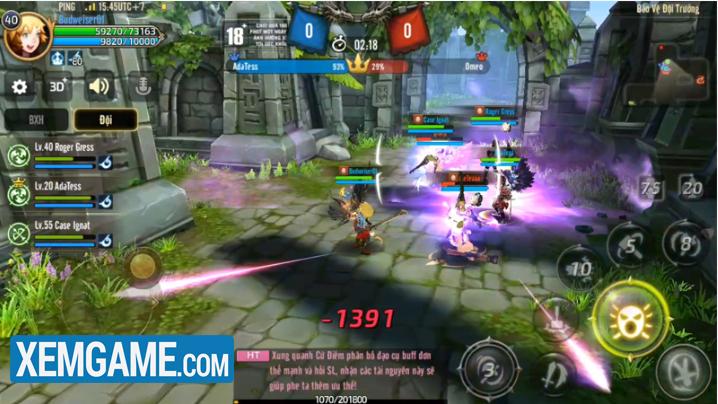 Dragon Nest Mobile | XEMGAME.COM