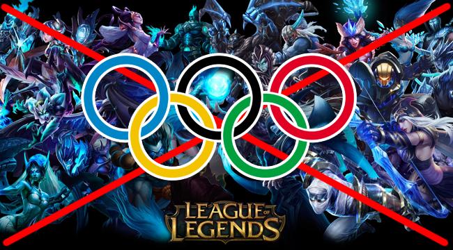 """Tin buồn: Esports vẫn chưa """"có cửa"""" vào Olympic vì còn cổ súy bạo lực"""