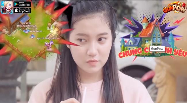 """GunPow """"hiến kế"""" cách bắt chuyện cùng crush cho bạn!!"""