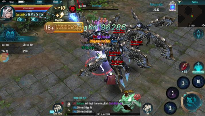 Những chiến trường cày đồ ngon mà game thủ MU Strongest VNG cần biết