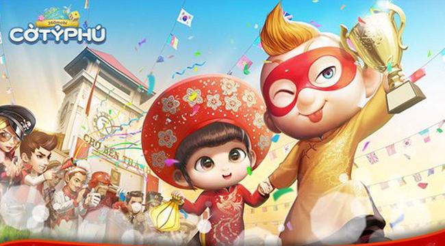 Xemgame gửi tặng 500 giftcode game 360mobi Cờ Tỷ Phú