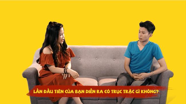 Dragon Nest Mobile : QTV và Uyên Pu chia sẽ lần đầu làm chuyện ấy