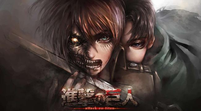 Anime Attack on Titan season 3 sẽ bị hoãn chiếu vì sóng thần