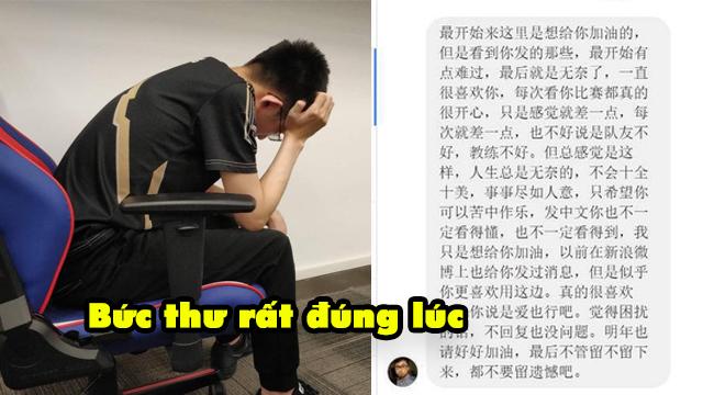 """LMHT: Trước cuộc """"đại cải tổ"""" nhân sự của Snake Esports, SofM ấm lòng với thư từ fan hâm mộ Trung Quốc"""