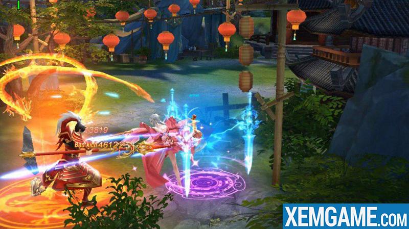 Nhất Kiếm Giang Hồ | XEMGAME.COM