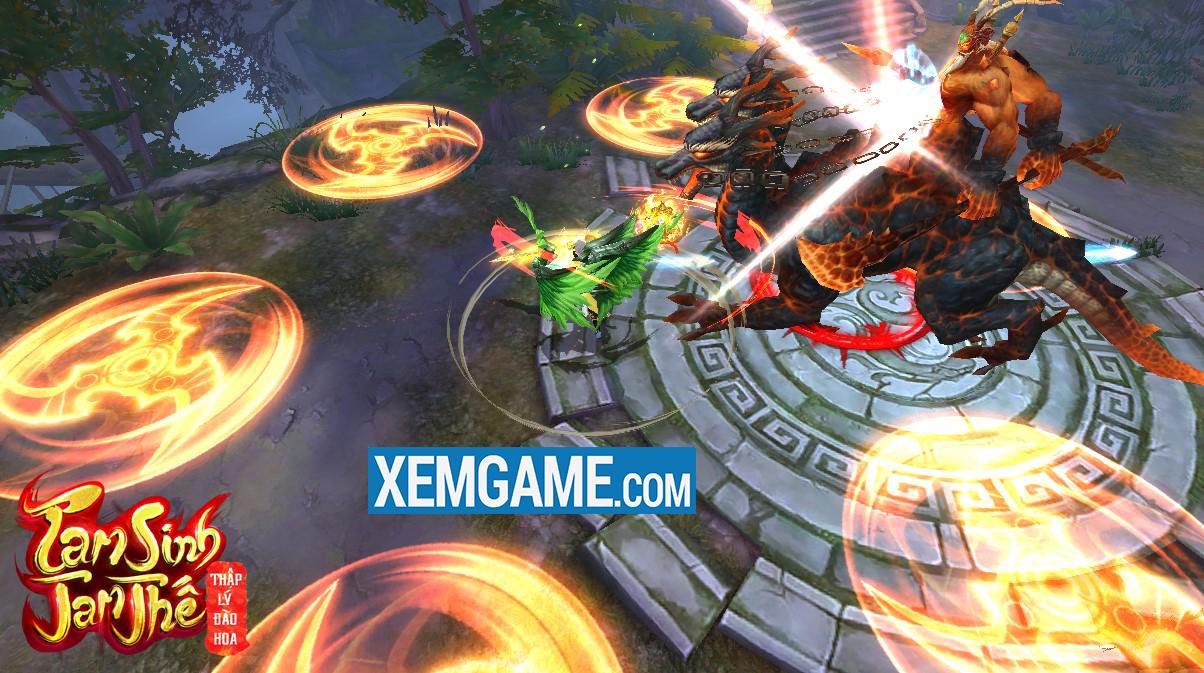 Tam Sinh Tam Thế Soha | XEMGAME.COM