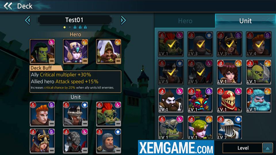 Triple Hearts | XEMGAME.COM
