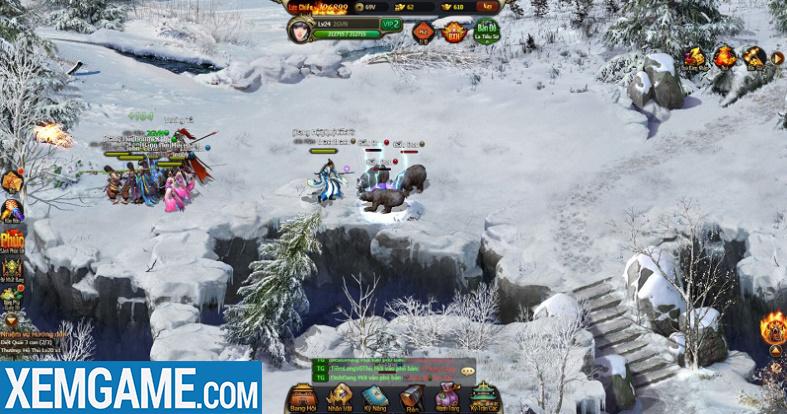 Võ Lâm Truyền Kỳ H5 | XEMGAME.COM