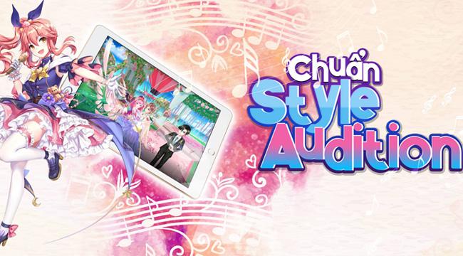 """AU 2! – Phiên bản """"em gái ruột"""" của Audition trên mobile chuẩn bị ra mắt"""