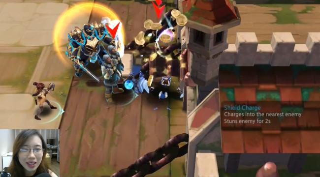 Cận cảnh game chiến thuật thả quân Triple Hearts trong ngày đầu ra mắt