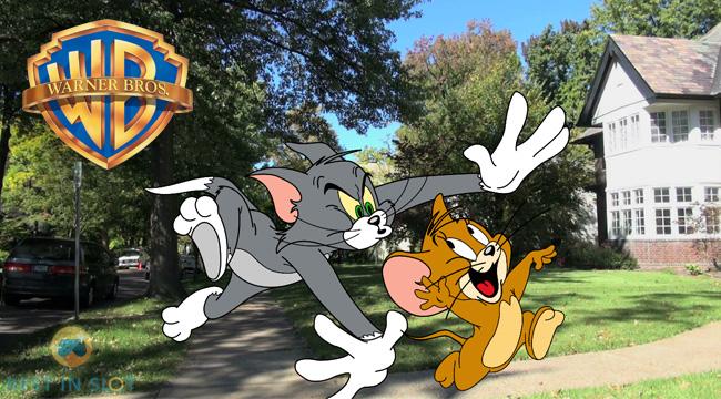 Tom và Jerry sẽ có phiên bản live-action vào năm 2019