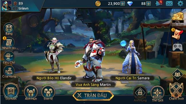 Triple Hearts tạo nên sự cân bằng hoàn hảo giữa chiến thuật và kỹ năng người chơi