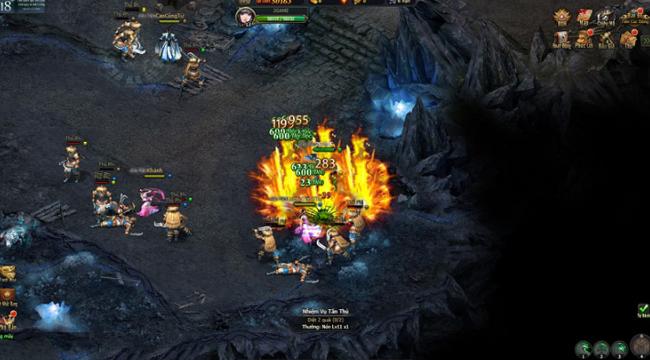 Võ Lâm Truyền Kỳ H5: Quay lại thời kỳ đỉnh cao của game kiếm hiệp chỉ bằng một cú click