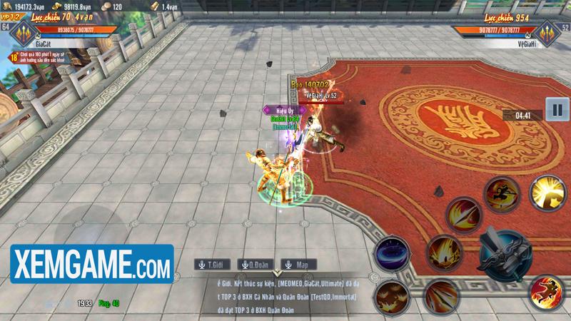 Thần Long Tam Quốc | XEMGAME.COM