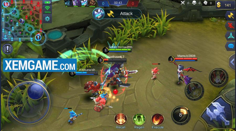 Mobile Legends: Bang Bang VNG | XEMGAME.COM