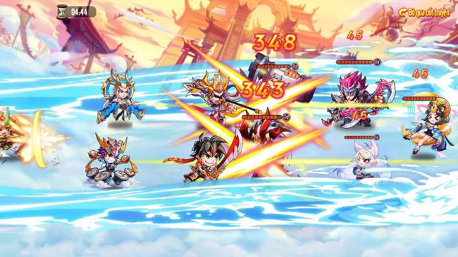 Tam Quốc Du Hí: Game đấu thẻ tướng với lối chơi sáng tạo, đồ họa siêu dễ thương