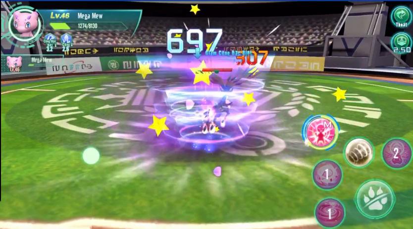 Làng Quái Thú – gMO đầu tiên cho phép người chơi tự tay điều khiển quái thú chiến đấu, hành động cực đã tay!