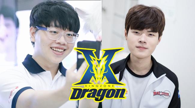 Liên Minh Huyền Thoại: Deft và Pawn chính thức gia nhập Kingzone DragonX – Bdd sẽ ra đi?