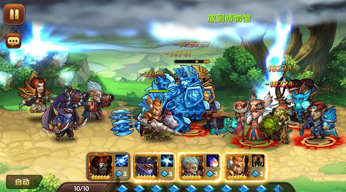 MT Tam Quốc – game thẻ tướng hậu duệ xuất sắc của Dota Truyền Kỳ