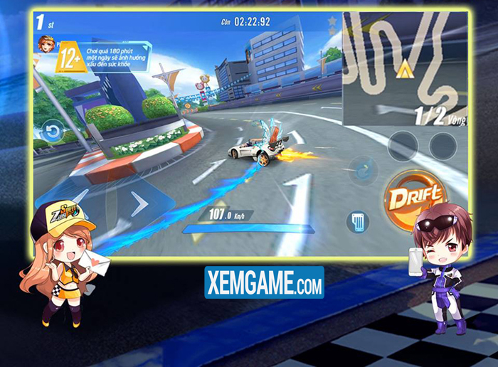 Zing Speed Mobile   XEMGAME.COM