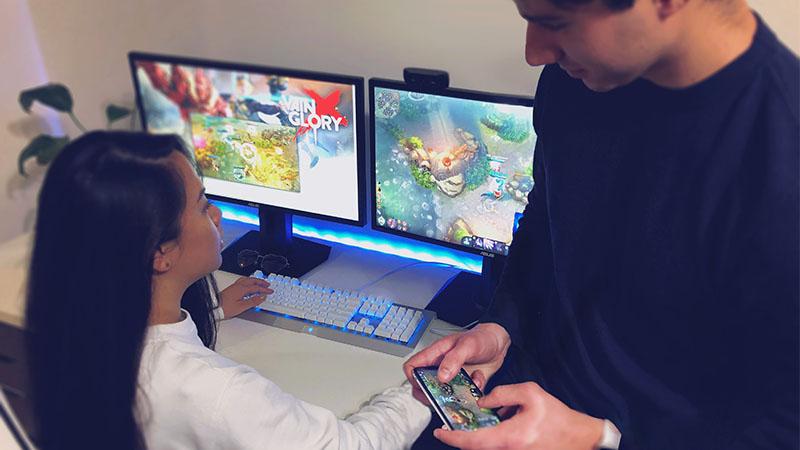 Vainglory thử nghiệm phiên bản PC, chính thức ra mắt vào năm sau