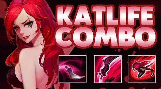 Liên Minh Huyền Thoại: Hướng dẫn hủy động tác thừa khi combo của Katarina