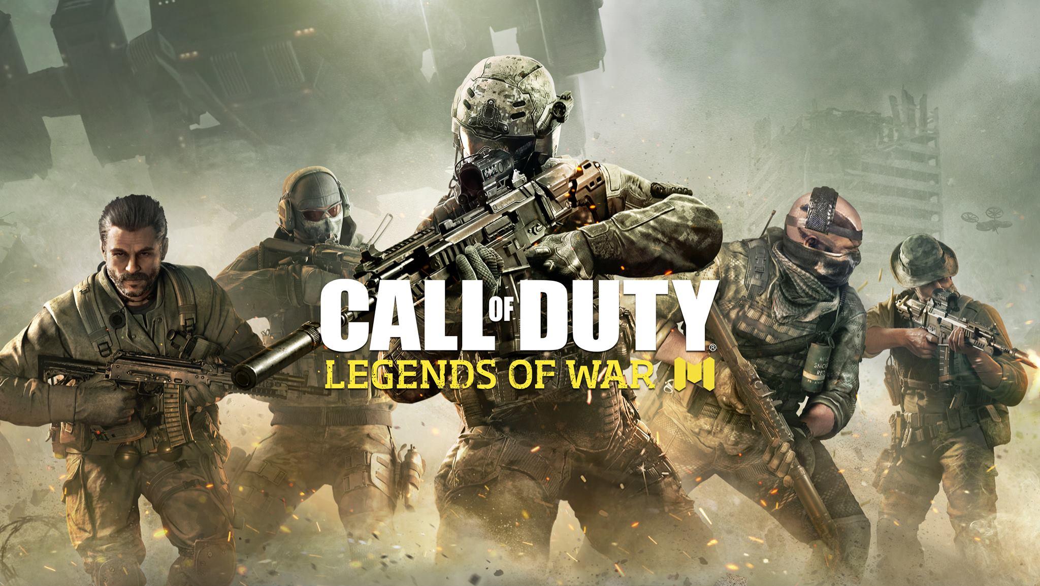 Call of Duty: Legends of War – phiên bản mobile của thương hiệu FPS danh giá trên PC
