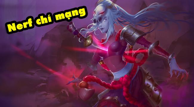 Liên Minh Huyền Thoại: Kalista ăn quả nerf chí mạng và có thể biến mất khỏi đấu trường chuyên nghiệp