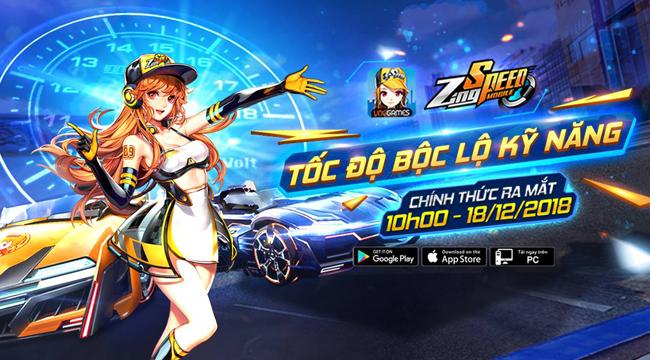 Nghe – nhìn – drift : 3 mặt được Zing Speed mobile thực hiện thành công nhất