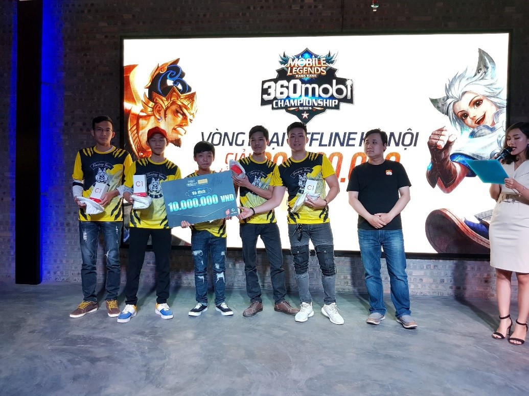 Fantasy Main tự tin 100% giành vé vào TP.HCM tham gia chung kết Mobile Legends: Bang Bang VNG