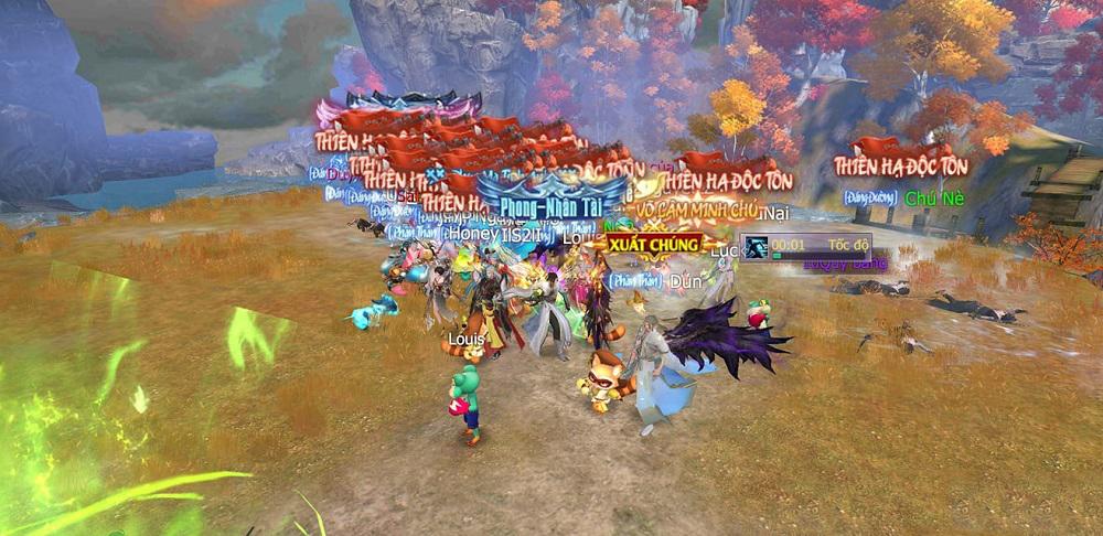 Người chơi Liệt Hỏa VNG săn boss nhiều đến nỗi boss không đủ để săn luôn