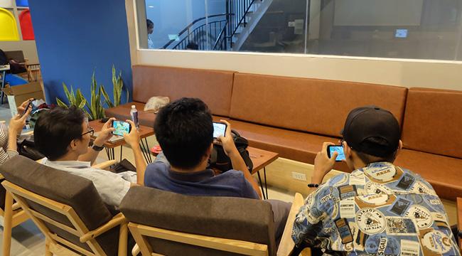 """Ways Cafe & Mobile Gaming – Nơi """"hàn huyên, đàm đạo"""" của các game thủ mobile Hồ Chí Minh"""