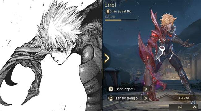Kirito chưa thấy đâu thì Liên Quân mobile chuẩn bị đưa Ngạ Quỷ Kaneki vào game