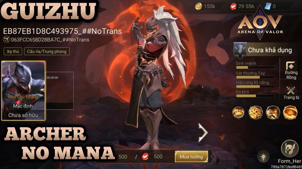 Liên Quân mobile : soi bộ kỹ năng của tướng mới Guizhu , giống đến 96,69% Marco Polo của Vương Giả Vinh Diệu