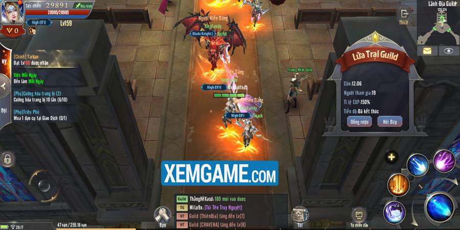 MU Awaken VNG cải tiến tính năng Guide để mang đến những trải nghiệm mới cho game thủ