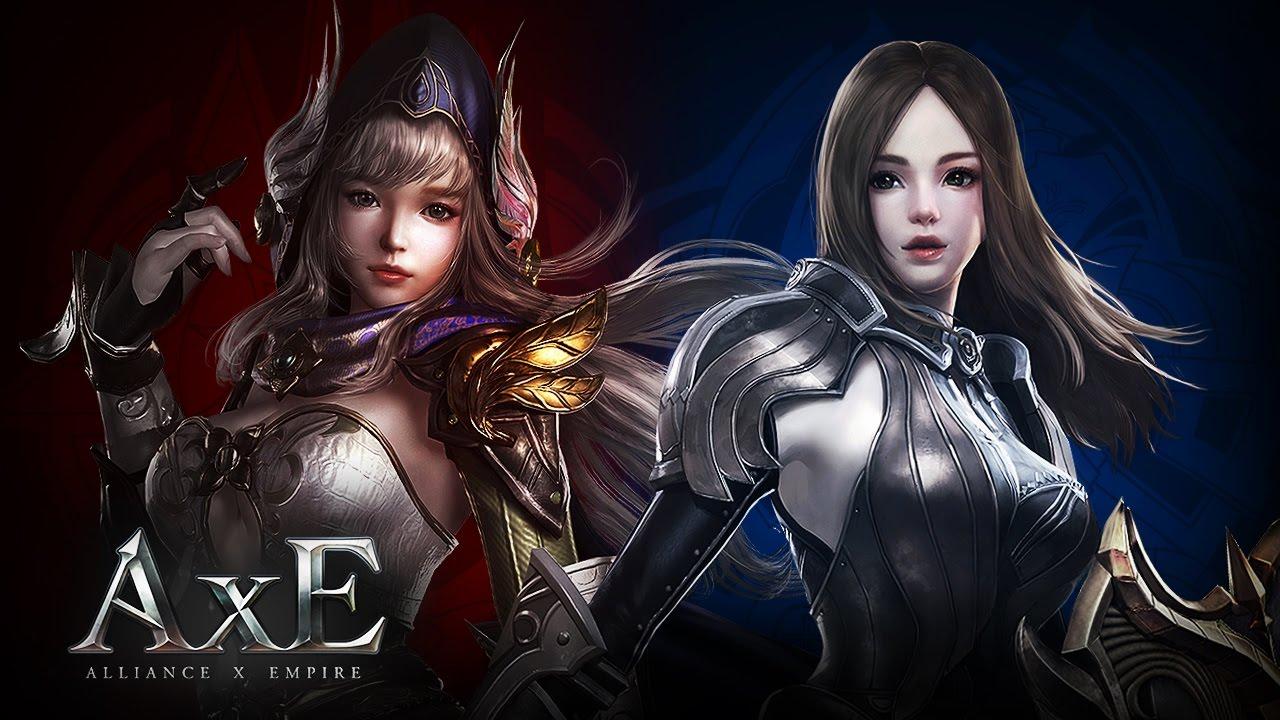 AxE: Alliance vs Empire được Nexon mở đăng ký trước, ngày được thử tựa game MMORPG siêu chất lượng này càng gần