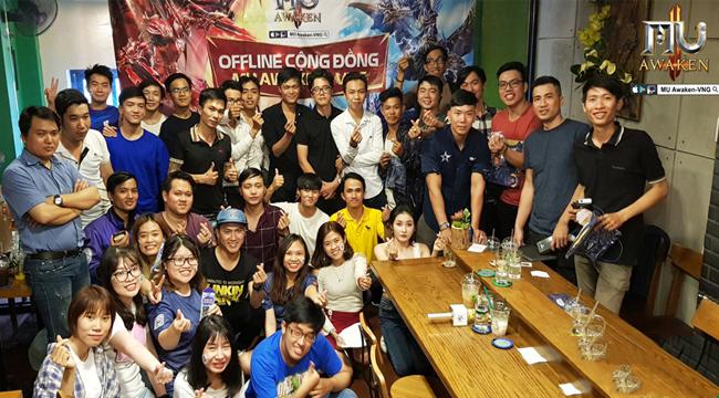 MU Awaken VNG tổ chức offline hoành tráng tri ân cộng đồng