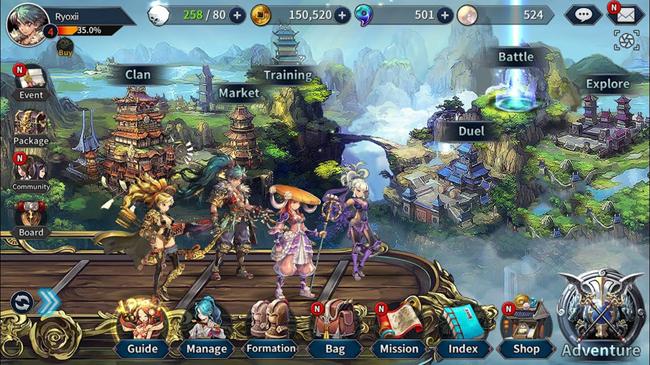 Game thẻ tướng Final Blade nổi tiếng xứ Hàn sắp có phiên bản hỗ trợ tiếng Việt