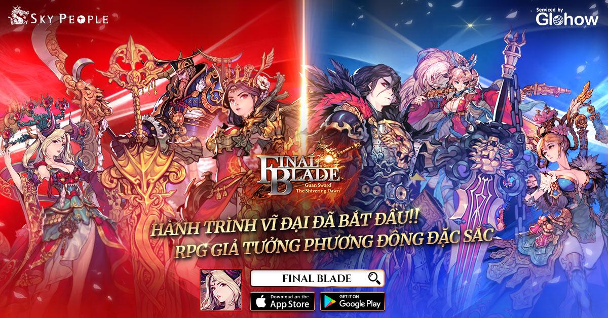 Final Blade mang đến vô số đấu trường pvp cho phép bạn tự do thể hiện kỹ năng của mình