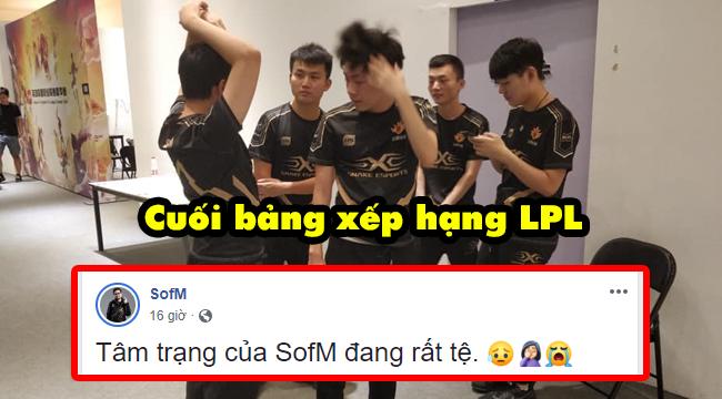 LMHT: Snake Esports đang có chuỗi thua 5 trận liên tiếp đứng cuối bảng xếp hạng, SofM bị khủng hoàng trầm trọng