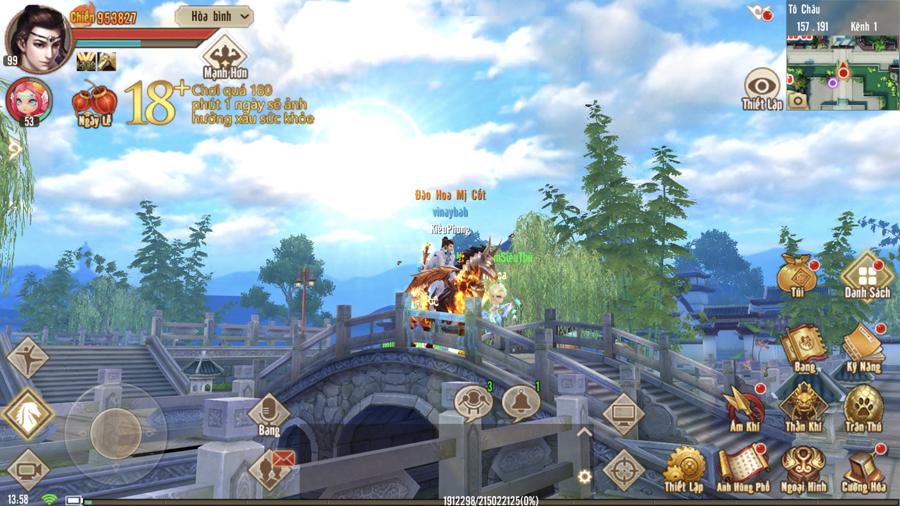 Game thủ hoài niệm khi xưa trong lúc mong chờ Tân Thiên Long Mobile VNG ra mắt