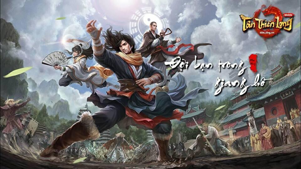 Mỗi môn phái trong Tân Thiên Long mobile VNG đều có nét đặc biệt riêng