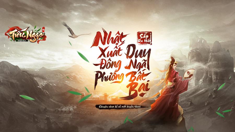Tiếu Ngạo VNG – thêm một sản phẩm nữa lấy đề tài võ hiệp Kim Dung chuẩn bị ra mắt