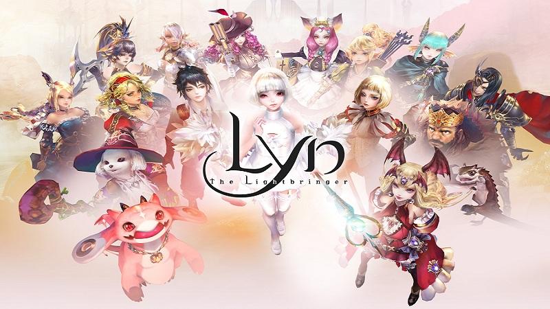 LYN: The Lightbringer – Siêu phẩm đồ họa từ Nexon sắp đổ bộ Việt Nam