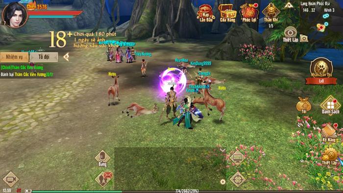 Tân Thiên Long Mobile VNG mang đến cảm xúc lẫn lộn cho cộng đồng game thủ