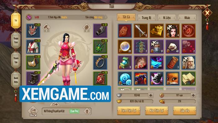 Tân Thiên Long Mobile VNG mang đến những hoạt động cày cấp săn đồ đầy quen thuộc