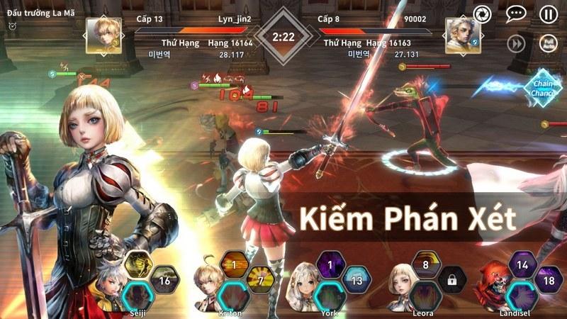 Trò chuyện với CEO Dev LYN: The Lightbringer – Người định hướng tạo hình game Hàn