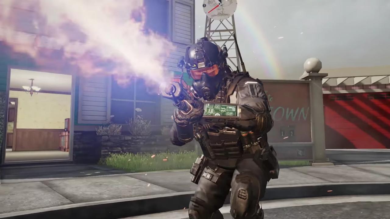 Call of Duty mobile đang mở đăng ký sớm toàn cầu, bạn nên thử qua