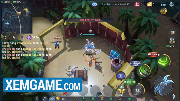 Survival Heroes Việt nam | XEMGAME.COM